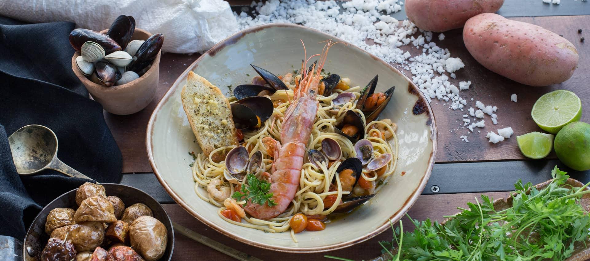 Restaurante Backstage Patio Bellavista