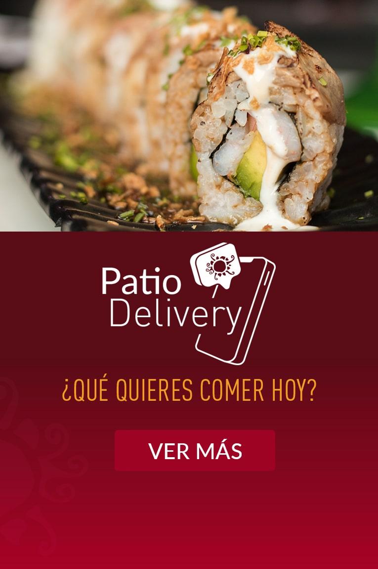 Patio Delivery