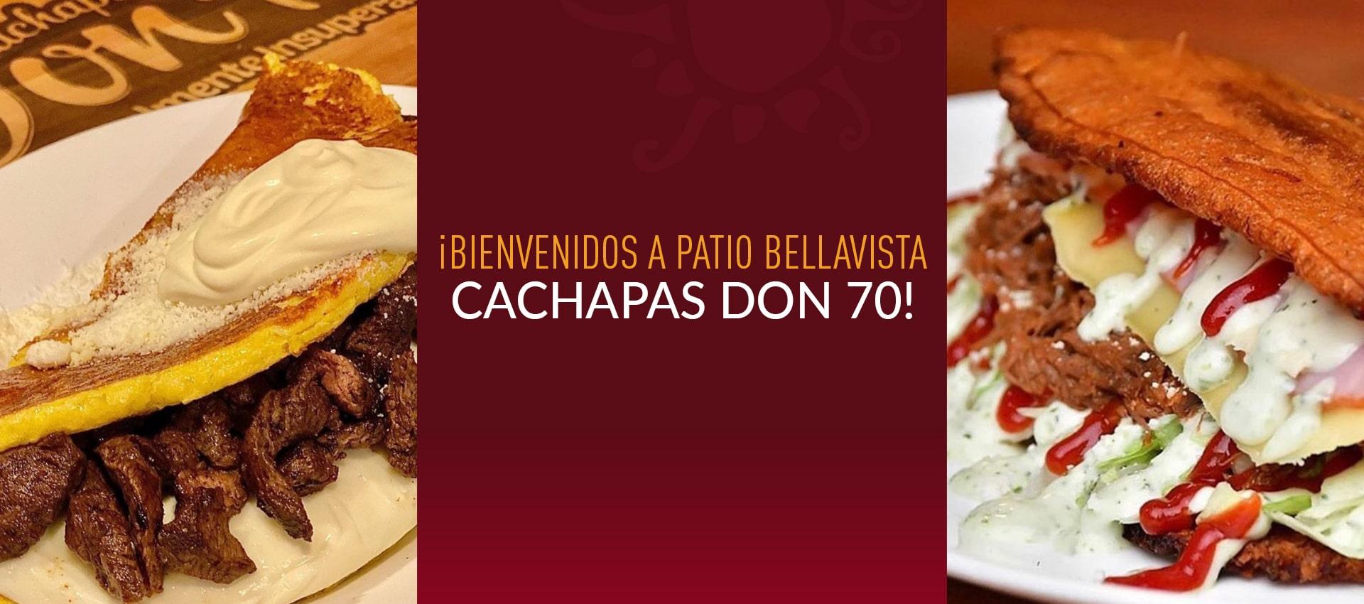 Cachapas Don 70